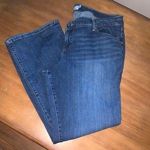 Torrid Plus Size 22 R Jeans Pants Denim